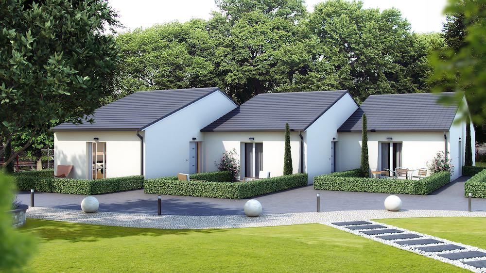 Plan pour construire maison de maison sur plans vente de for Plan pour construire une maison