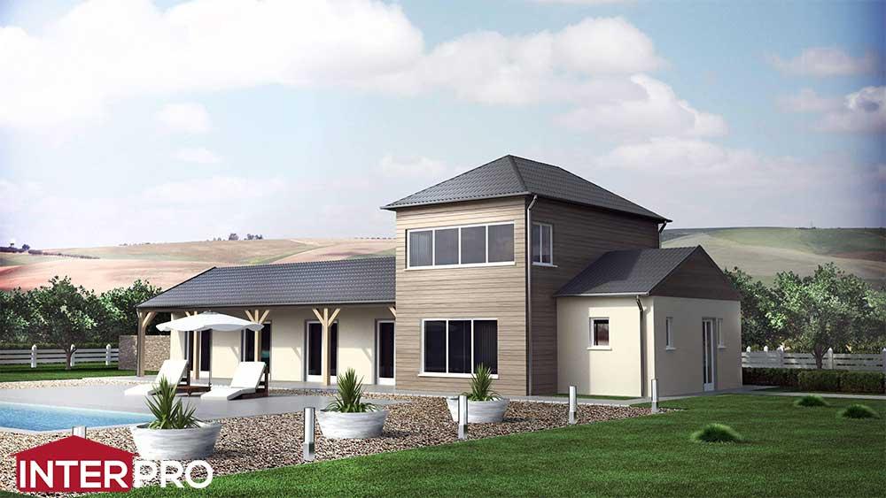 plan centre sportif par interpro votre constructeur professionnel. Black Bedroom Furniture Sets. Home Design Ideas