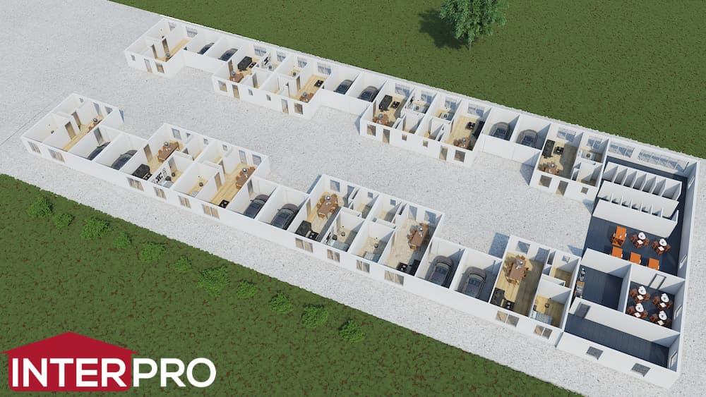 Plan Maison De Retraite Construction Neuve